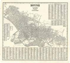 Map Berkeley Bekins City Map Of Oakland Berkeley Alameda Piedmont A U2026 Flickr