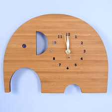 guest picks quirky clocks for the nursery
