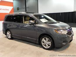 luxury minivan 2016 best minivans of 2014 automotive news and advice