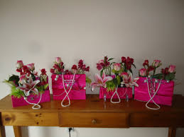 Centerpieces For Bridal Shower by Bridal Shower Flower Arrangement Centerpieces Wedding Ideas