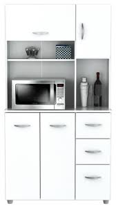 storage furniture kitchen inval kitchen storage cabinet larcinia white contemporary