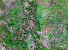 Google Maps Ohio Colorado Satellite Images Landsat Color Image