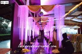 hangings decorations on rent lucky wedding rental