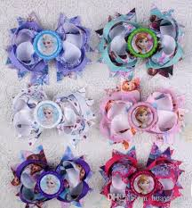frozen headband wholesale bow frozen elsa hair headband bows boutique