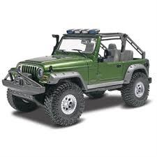 kraken jeep revell jeep wrangler rubicon model kit rmx854053 plastic