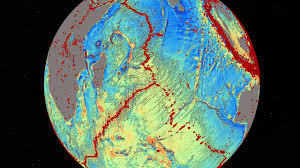 India Satellite Map by Satellites Reveal Hidden Features At The Bottom Of Earth U0027s Seas