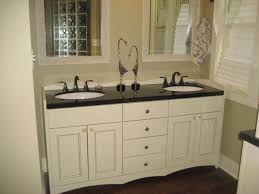 elegant white bathroom cabinet ideas on home design plan with