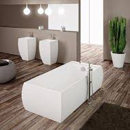 planit corian baignoire salle de bain duna planit gaia interni made in italy