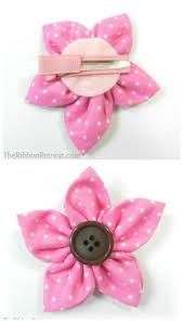 hair ribbon 30 fabulous and easy to make diy hair bows diy crafts