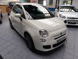 used 2013 fiat 500 s edition sport pack 30 road tax