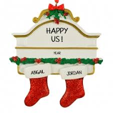 couples ornaments with characters ornamens more