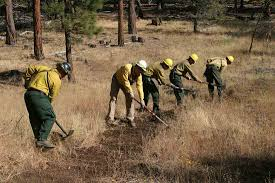 Wild Fires Near Merritt by Managing Fire National Wildlife Refuge System
