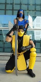 Skarlet Mortal Kombat Halloween Costume Dynamic Duo Mortal Kombat Cosplay