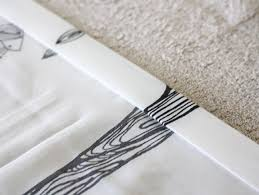 How To Make Drapery Panels How To Perfectly Hem Curtains