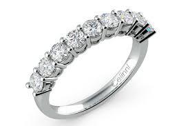 alliance en diamant alliance diamant 2 griffes or blanc 1 00 carat gvs