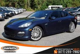 blue porsche panamera used porsche panamera for sale search 725 used panamera listings