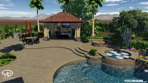 Pool Cabana Designs Landscaping Ideas U003e Exterior Design With Pool Cabana Landscape