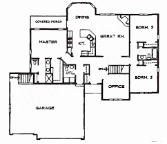 ranch plans with open floor plan 59 best of open floor plans ranch house floor plans house