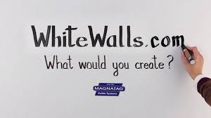 whitewall magnetic dry erase steel whiteboard wall paneling 15s