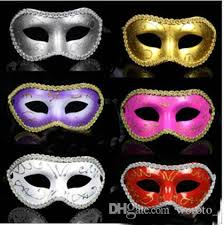 masquerade mask in bulk large wholesale version half novelty masquerade mask braid