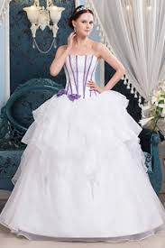 white and gold princess ball gown for little girls bigballgowns com