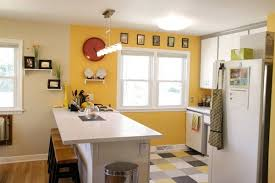 yellow kitchen decorating ideas yellow touch to your kitchen