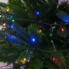 1000 multi colour led treebrights with timer