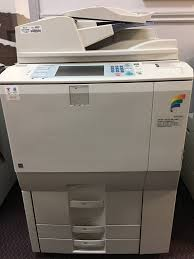 ricoh aficio mp c6000 high speed 60 ppm color printer copier