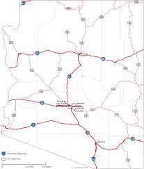 Arizona rivers images Map of arizona gif