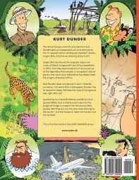 A Map Of The World Book by Kurt Dunder In Africa The Exploits Of Kurt Dunder Volume 1