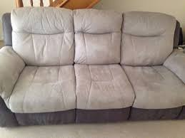 Dfs Recliner Sofa Dfs Logan 3 Seater Recliner Sofa In Bedwas Caerphilly Gumtree