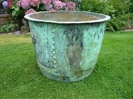 large garden pot large garden planter 2 tahaqui