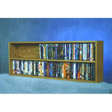 Dvd Storage by 42 Wood Dvd Rack Wood Dvd Rack Ebay Robintaylor Net