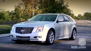 2013 cadillac cts review 2011 cadillac cts sport wagon review kelley blue book