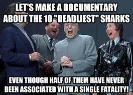 Shark Week Meme - a shark week 2013 retrospective with memes southern fried science