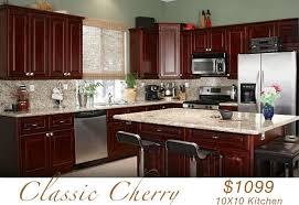 cherry wood cabinets kitchen all wood kitchen cabinets x rta
