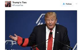 Tie Meme - from tiny trumps to terrifying ties big league memes for the 45th