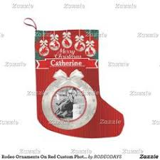 rodeo ornaments merry tree skirt western