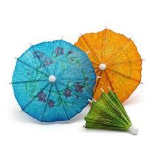 How To Make Paper Umbrellas - paper umbrellas and parasols
