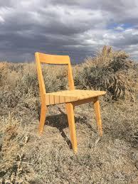 vintage jens risom chair c073