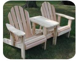 Plans For Outdoor Wooden Chairs by Twin Adjustable Adirondack Chair Plans For The Home Pinterest