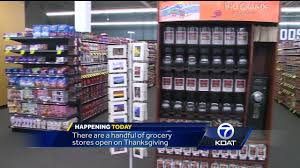 grocery stores open today