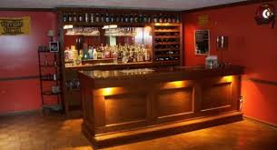 homemade basement bar home decorating interior design bath