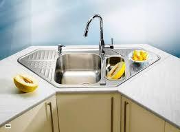 stainless corner sink kitchen sinks stainless steel awesome homes corner sink kitchen