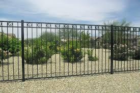 ornamental wrought iron fences rod iron fence ornamental iron fence