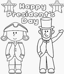 presidents day printable coloring pages at best all coloring pages
