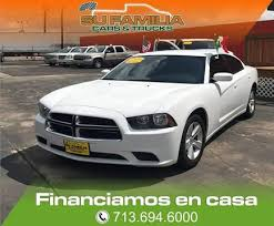 dodge charger 6000 dodge used cars trucks for sale houston su familia cars and