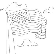 fabulous south africa flag coloring page with us flag coloring