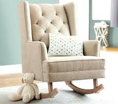 Baby Nursery Rocking Chairs Best Baby Nursery Rocking Chairs Modern Neutral Golden Nursery