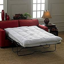 Sleeper Sofa Beds Sleeper Sofa Mattress Topper By Improvements
